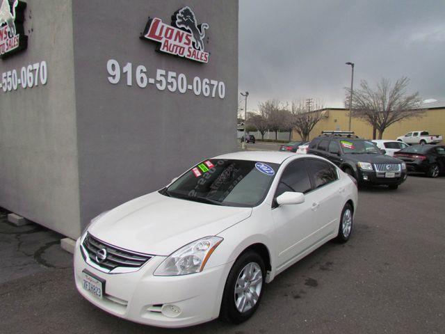 2012 Nissan Altima 2.5 S in Sacramento, CA 95825