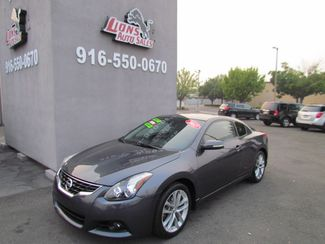 2012 Nissan Altima 3.5 SR Leather / Camera in Sacramento, CA 95825