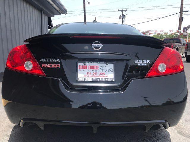 2012 Nissan Altima SR in San Antonio, TX 78212