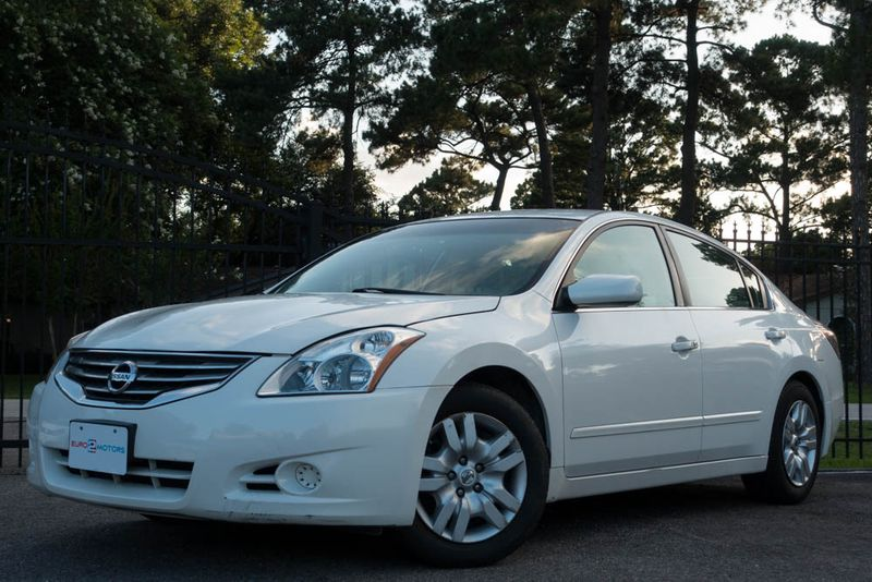 2012 Nissan Altima 25 S Texas Euro 2 Motors