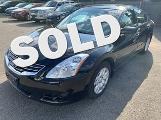 2012 Nissan Altima 25 S  city MA  Baron Auto Sales  in West Springfield, MA