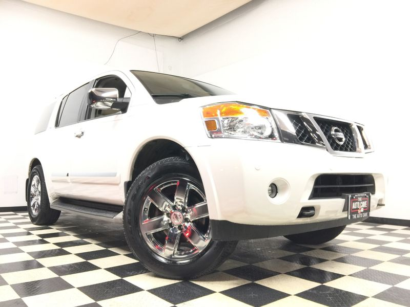 2012 Nissan Armada *Approved Monthly Payments*   The Auto Cave in Addison