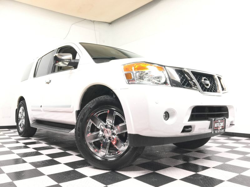 2012 Nissan Armada *Approved Monthly Payments* | The Auto Cave in Dallas