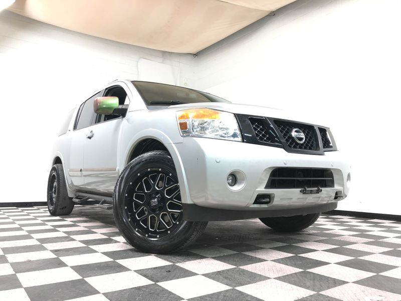 2012 Nissan Armada *SPORT UTILITY 4-DR*Platinum 4WD*5.6L V8* | The Auto Cave in Dallas