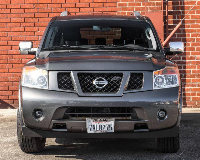 2012 Nissan Armada SV Burbank, CA 1