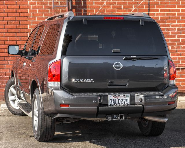 2012 Nissan Armada SV Burbank, CA 5