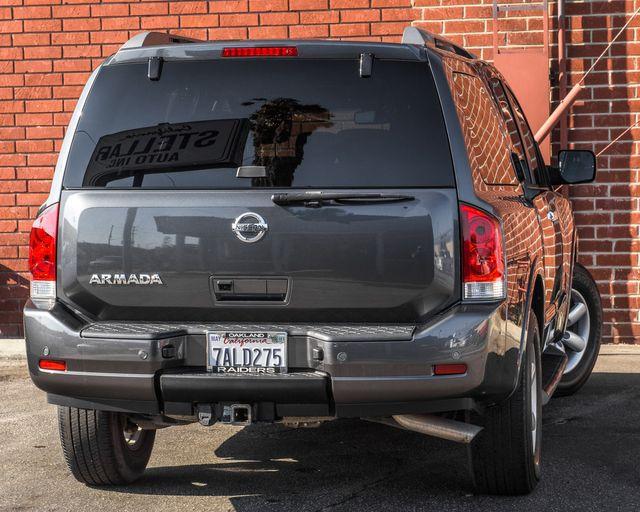 2012 Nissan Armada SV Burbank, CA 7