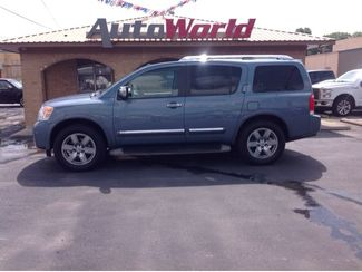 2012 Nissan Armada Platinum in Burnet, TX 78611