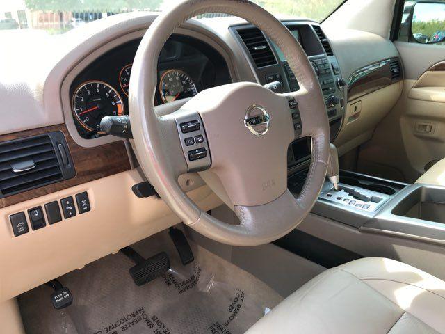 2012 Nissan Armada Platinum in Carrollton, TX 75006