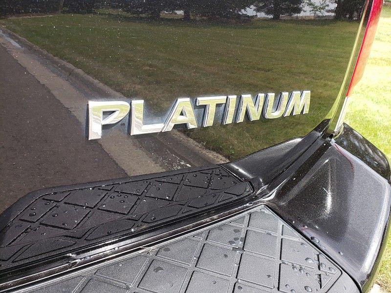 2012 Nissan Armada Platinum  city MT  Bleskin Motor Company   in Great Falls, MT
