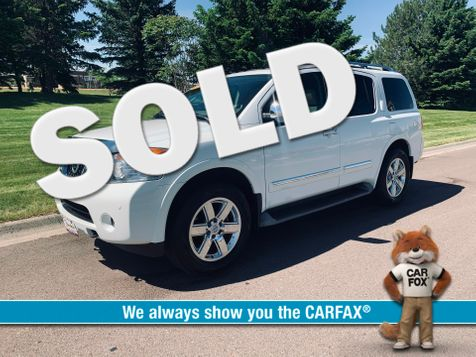 2012 Nissan Armada 4d SUV 4WD Platinum in Great Falls, MT