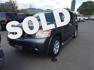 2012 Nissan Armada SV - John Gibson Auto Sales Hot Springs in Hot Springs Arkansas