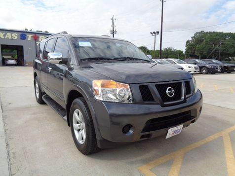 2012 Nissan Armada SV in Houston