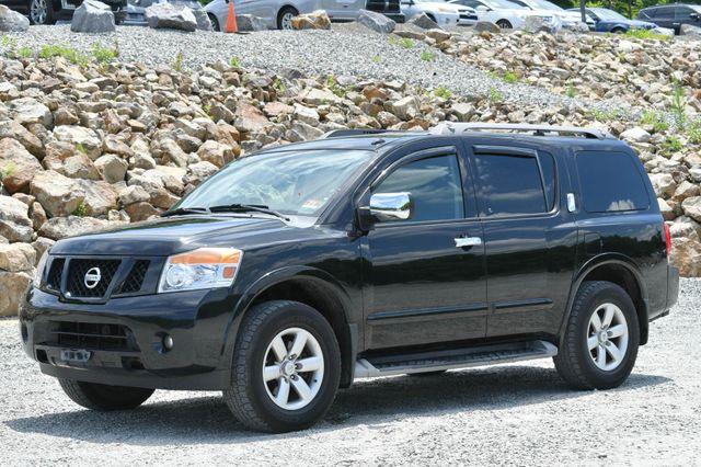 2012 Nissan Armada SV Naugatuck, Connecticut