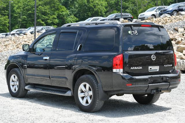 2012 Nissan Armada SV Naugatuck, Connecticut 2