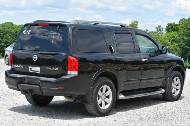 2012 Nissan Armada SV Naugatuck, Connecticut 4