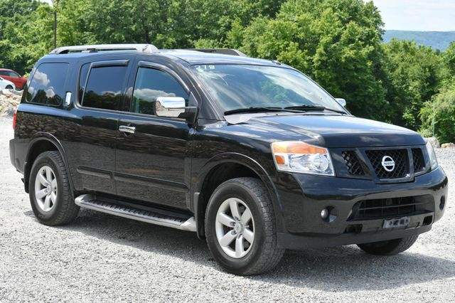 2012 Nissan Armada SV Naugatuck, Connecticut 6