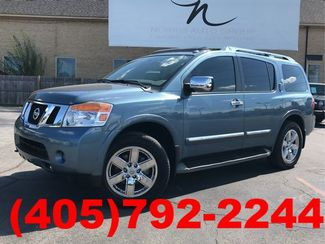 2012 Nissan Armada Platinum in Oklahoma City OK