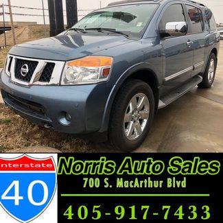 2012 Nissan Armada Platinum   Oklahoma City, OK   Norris Auto Sales (I-40) in Oklahoma City OK