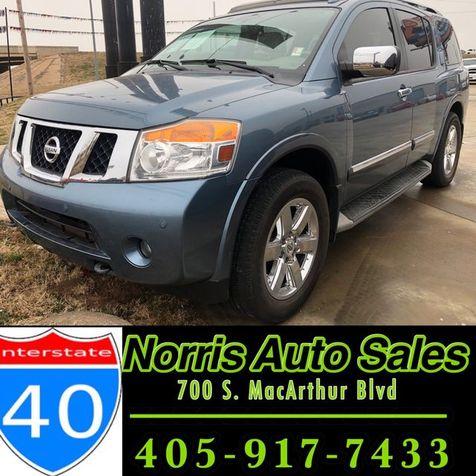 2012 Nissan Armada Platinum   Oklahoma City, OK   Norris Auto Sales (I-40) in Oklahoma City, OK