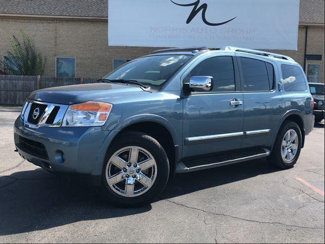 2012 Nissan Armada Platinum | Oklahoma City, OK | Norris Auto Sales (I-40) in Oklahoma City OK
