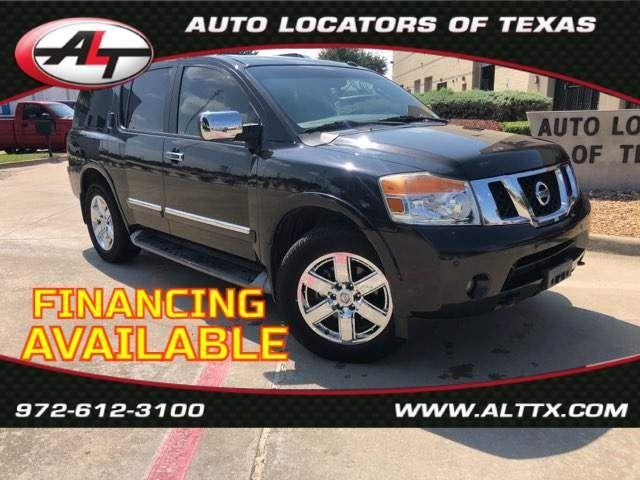 2012 Nissan Armada Platinum in Plano, TX 75093