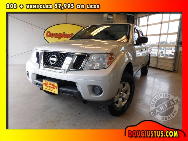 2012 Nissan Frontier SV  city TN  Doug Justus Auto Center Inc  in Airport Motor Mile ( Metro Knoxville ), TN
