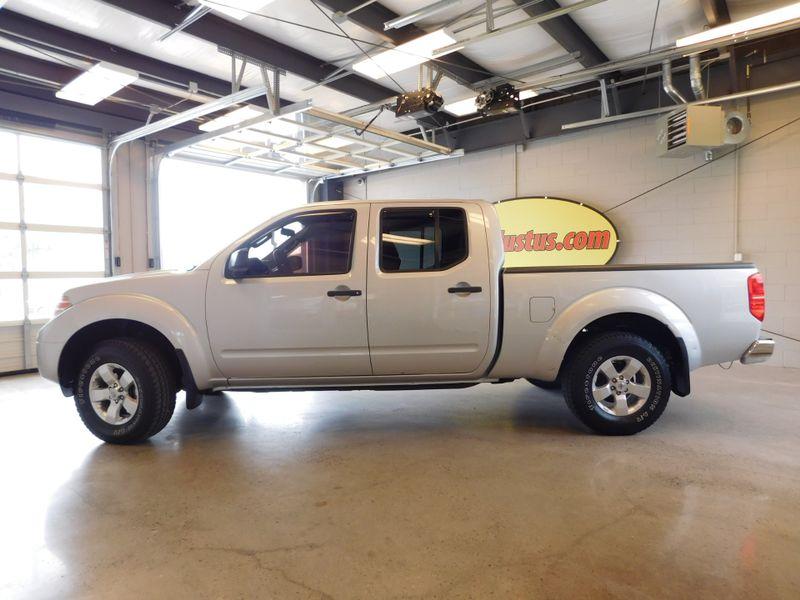 2012 Nissan Frontier SV  city TN  Doug Justus Auto Center Inc  in Airport Motor Mile ( Metro Knoxville ), TN