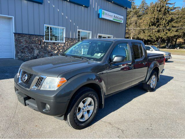 2012 Nissan Frontier SV in Coal Valley, IL 61240