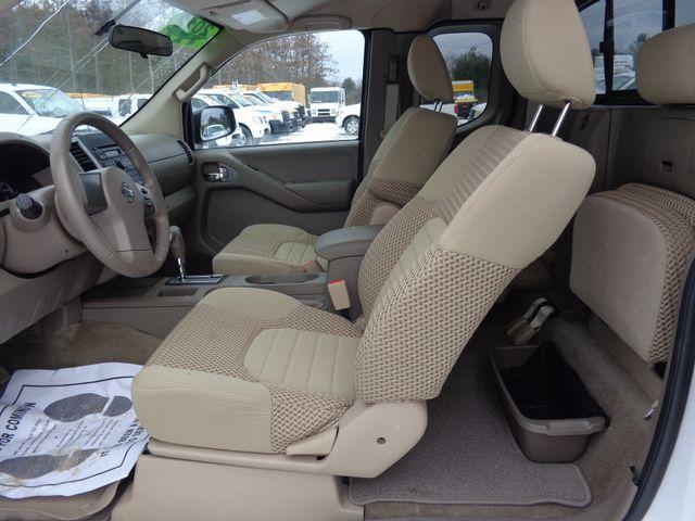 2012 Nissan Frontier SV Hoosick Falls, New York 4