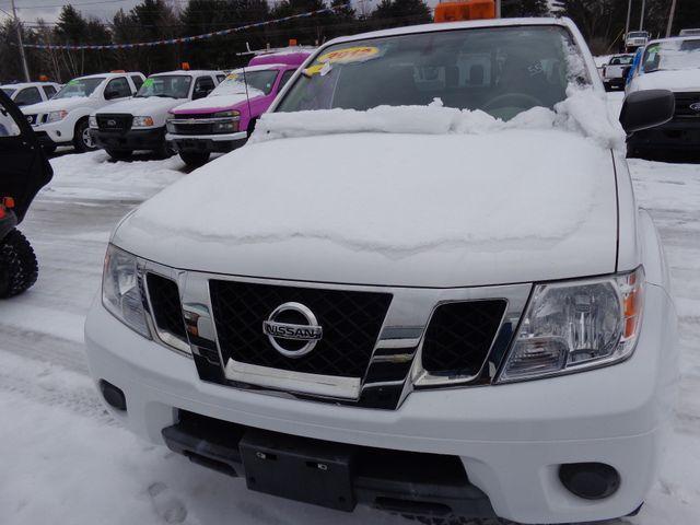 2012 Nissan Frontier SV Hoosick Falls, New York 1