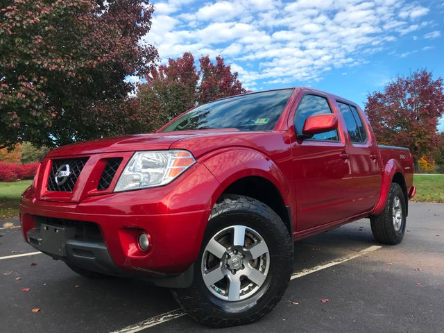 2012 Nissan Frontier PRO-4X in Leesburg Virginia, 20175