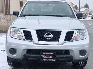 2012 Nissan Frontier SV LINDON, UT 4