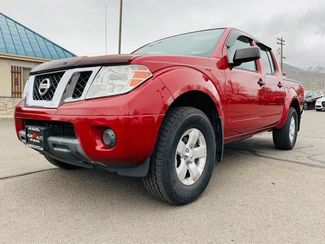 2012 Nissan Frontier SV LINDON, UT 1