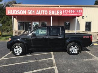 2012 Nissan Frontier SV | Myrtle Beach, South Carolina | Hudson Auto Sales in Myrtle Beach South Carolina