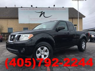 2012 Nissan Frontier SV in Oklahoma City OK