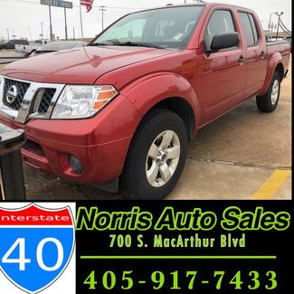 2012 Nissan Frontier SV   Oklahoma City, OK   Norris Auto Sales (I-40) in Oklahoma City OK