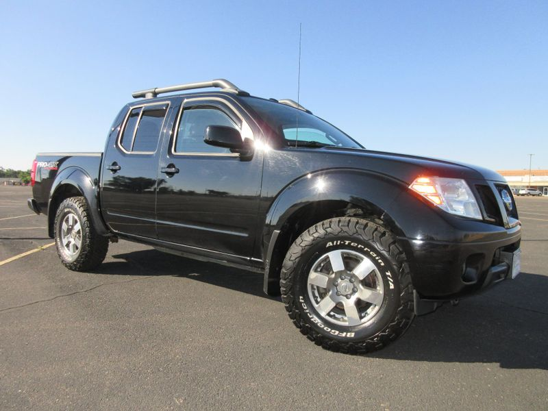 2012 Nissan Frontier PRO-4X  Fultons Used Cars Inc  in , Colorado