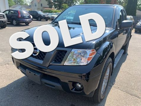 2012 Nissan Frontier SV in West Springfield, MA