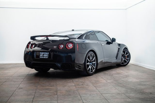 2012 Nissan GT-R Black Edition With Upgrades in Addison, TX 75001