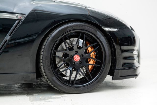 2012 Nissan GT-R Black Edition With Many Upgrades in TX, 75006
