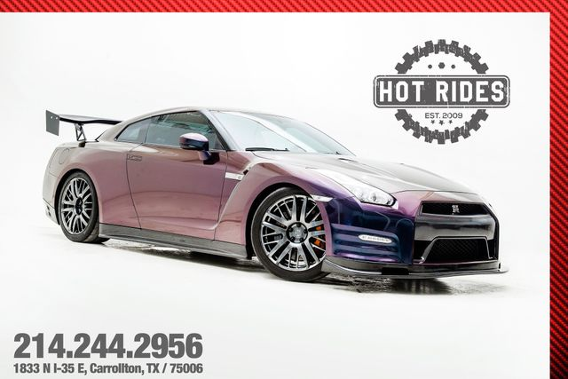 2012 Nissan GT-R Premium With Many Upgrades