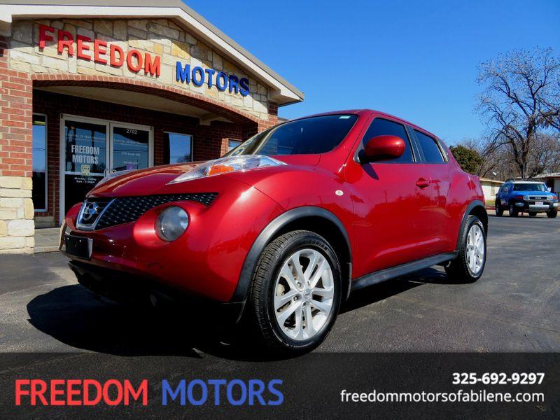 2012 Nissan JUKE SL | Abilene, Texas | Freedom Motors  in Abilene Texas