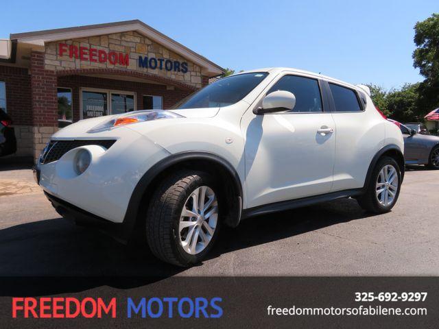 2012 Nissan JUKE SL   Abilene, Texas   Freedom Motors  in Abilene,Tx Texas