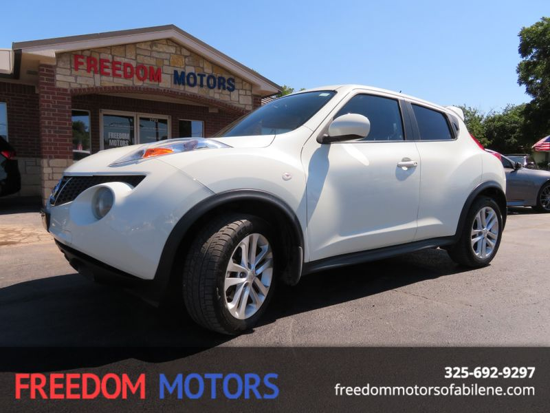 2012 Nissan JUKE SL   Abilene, Texas   Freedom Motors  in Abilene Texas
