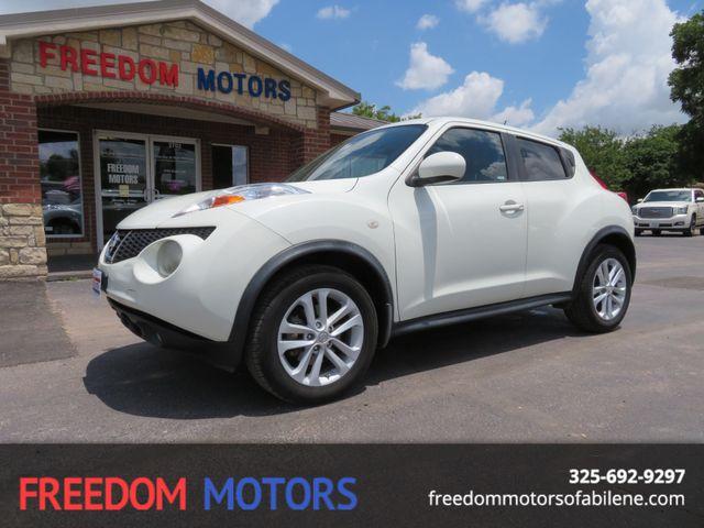 2012 Nissan JUKE SL | Abilene, Texas | Freedom Motors  in Abilene,Tx Texas