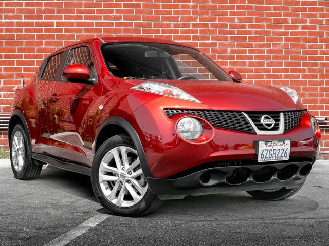 2012 Nissan JUKE SV Burbank, CA 1