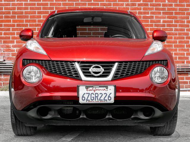 2012 Nissan JUKE SV Burbank, CA 2