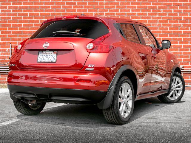 2012 Nissan JUKE SV Burbank, CA 6