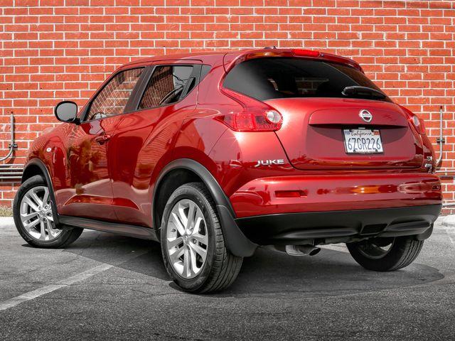 2012 Nissan JUKE SV Burbank, CA 7